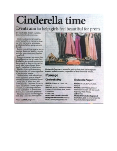 Post and Courier Cinderella Day Advancer Feb 2014